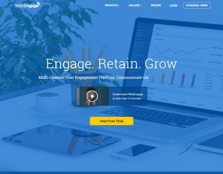 Web Engage